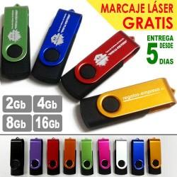 MEMORIAS USB PERSONALIZADAS BARATAS