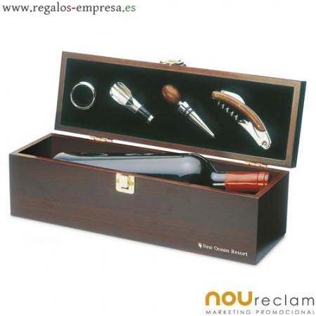 Caja de regalo para botella de vino...