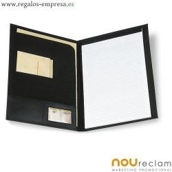 Carpeta portafolios portadocumentos para regalos de empresa