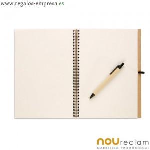 BLOCS DE NOTAS PAPEL RECICLADO