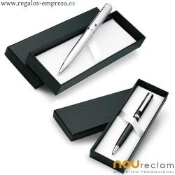 Bolígrafo para regalo en caja de presentación para regalos de empresa