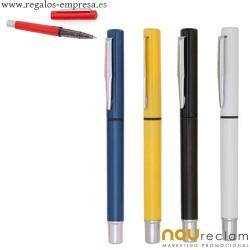 Bolígrafos roller personalizados