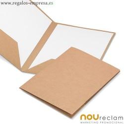 Subcarpeta carton reciclado