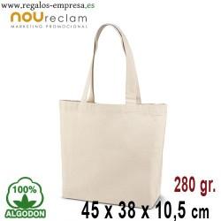 Bolsas personalizadas de algodón de buena calidad