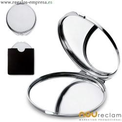Espejos para regalos corporativos y detalles de boda y eventos
