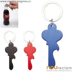 Llaveros forma llave