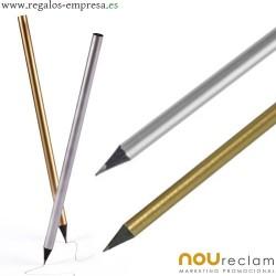 Lápices oro o plata