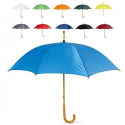 Paraguas personalizados para eventos con logo de empresa