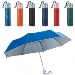 Paraguas personalizados plegables baratos de colores