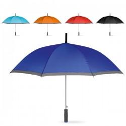 Paraguas personalizados originales con mango recto