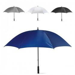 Paraguas personalizados de golf con varillas de fibra de vidrio