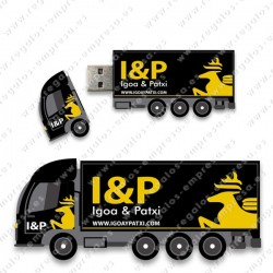 USB FORMA CAMION