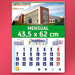 CALENDARIOS PARED BARATOS