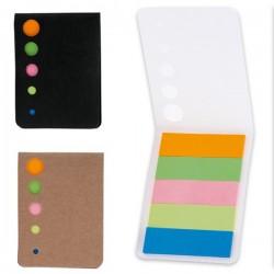 Mini libreta  personalizadas de notas adhesivas
