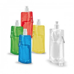 BOTELLAS PLEGABLES DE COLORES BARATAS