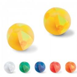 Balones de playa de colores
