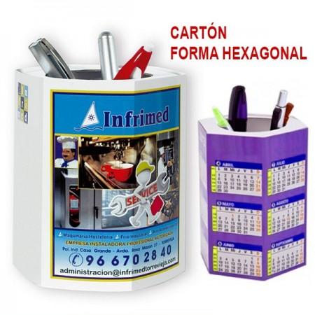 PORTALAPICES BARATOS CARTON