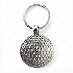 Llaveros pelota golf