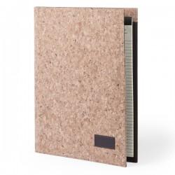 Carpetas corcho ecológicas