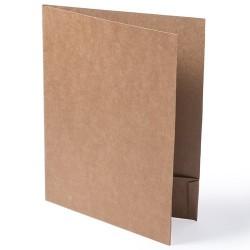Carpetas ecológicas de cartón