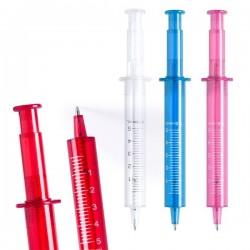 Bolígrafos jeringuilla