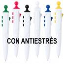 BOLIGRAFOS ANTIESTRES PERSONALIZADOS