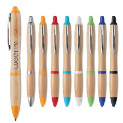 Boligrafo madera personalizado