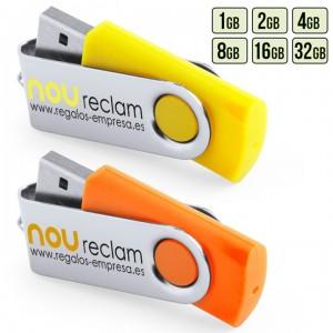 USB PERSONALIZADOS BARATOS