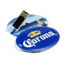 TARJETA USB REDONDA