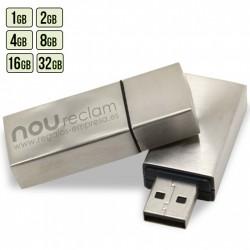 USB METALICO PERSONALIZADO