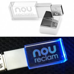 MEMORIAS USB CON LUZ