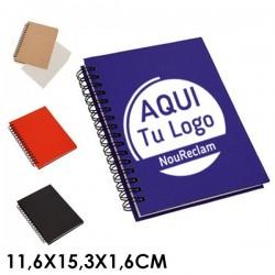 Libreta personalizada barata 2