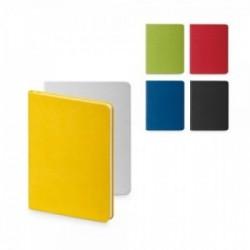 Libretas personalizadas de colores