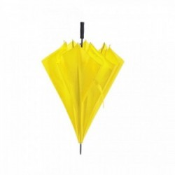 Paraguas grande 130 cm varillas fibra de vidrio