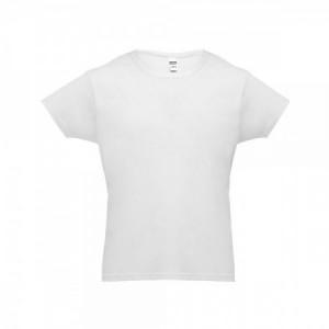 Camisetas de hombre blancas personalizadas LUANDA