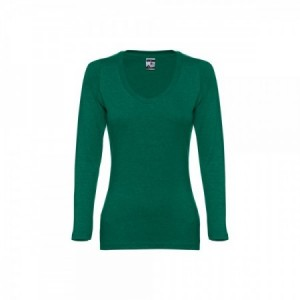 Camisetas manga larga colores para mujer personalizadas con publicidad BUCHAREST WOMEN