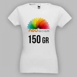 Camisetas de mujer blancas personalizadas SOFIA