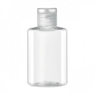 Botella rellenable 80ml con personalización opcional