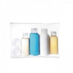 Neceseres de viaje con envases rellenables para regalos promocionales de empresas