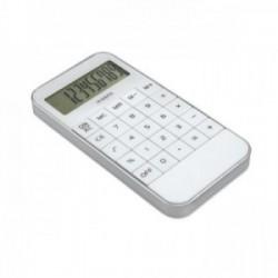 Calculadoras personalizadas blancas para la publicidad de empresas y eventos