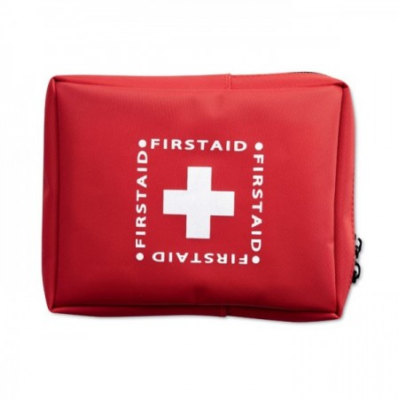 Bolsa kit primeros auxilios muy comleta