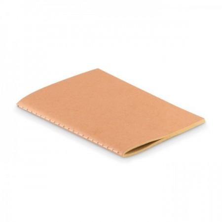 Libretas baratas A6 de papel reciclado para personalizar con publicidad