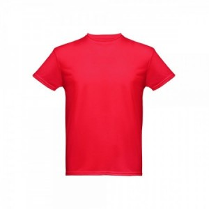 Camiseta técnica para hombre con logo personalizado NICOSIA