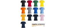 Camiseta Mujer Colores barata personalizada keya