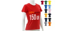 Camiseta Mujer Color barata personalizada keya