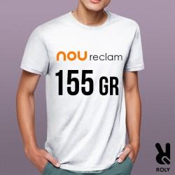 Camisetas publicitarias blancas online personalizadas