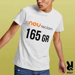 Camisetas blancas con diseños personalizados
