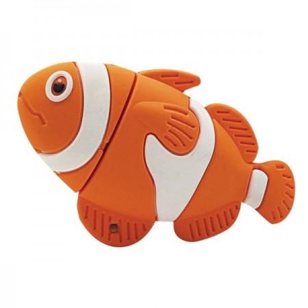 Memorias USB en forma de pez