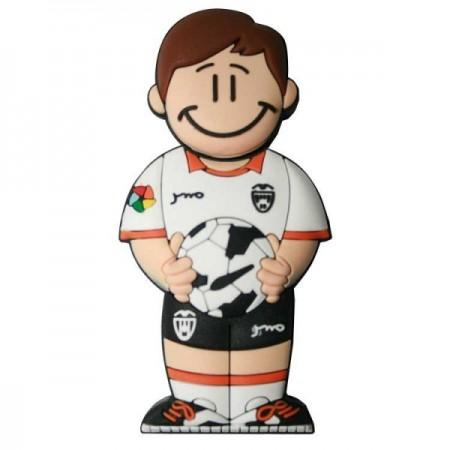 Memorias USB futbolista valenciano