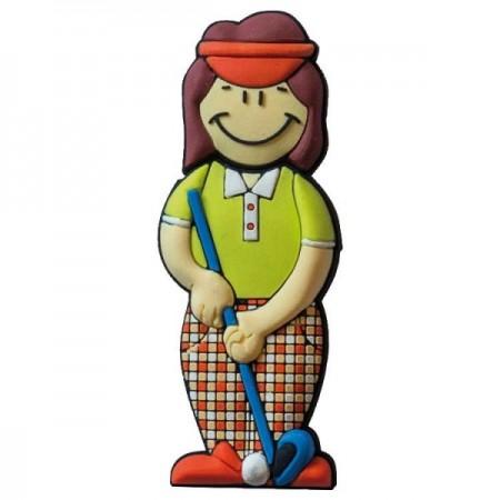 Memorias USB chica golf